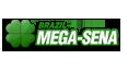 Логотип лотереи Бразильская Mega Sena
