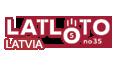 Логотип лотереи Латвийская Latloto 535