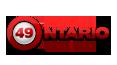 Логотип лотереи Канадская Ontario 49