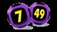Логотип лотереи Российская Gosloto 7/49