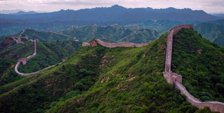 10 фактов о лотерее - великая китайская стена