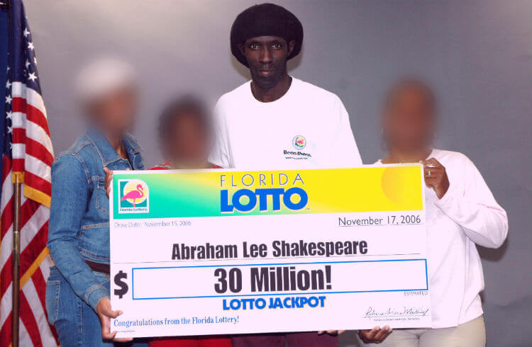 9 лотерейных неудач. Абрахам Шекспир