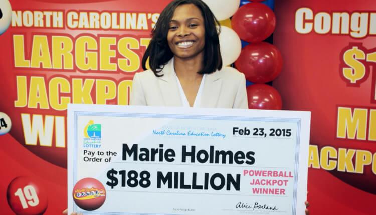 Большие выигрыши в лотереи США - $564 миллиона