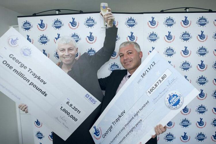 Выигравшие в лотерею дважды - Георгий Трайков