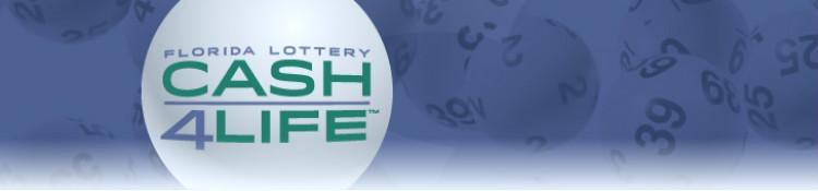 Лотерея Cash for life