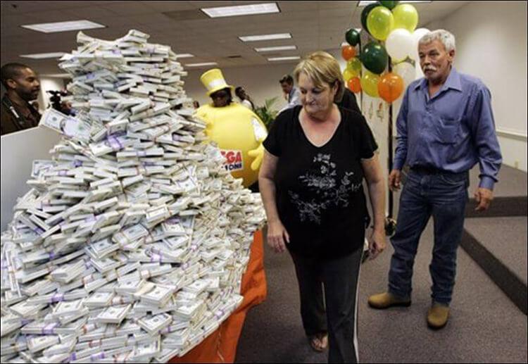 Родственники лотереи