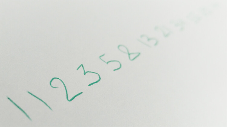Набор счастливых чисел