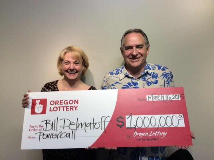 Победитель лотереи Powerball - $1 миллион