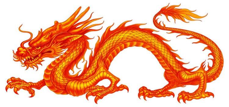 Как привлечь удачу - китайский дракон