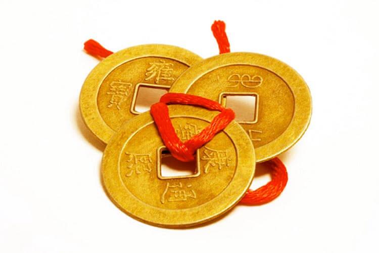Как привлечь удачу - китайские монеты счастья
