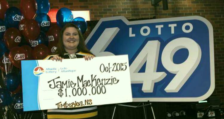 Победитель в лотерею - Джеми МакКензи