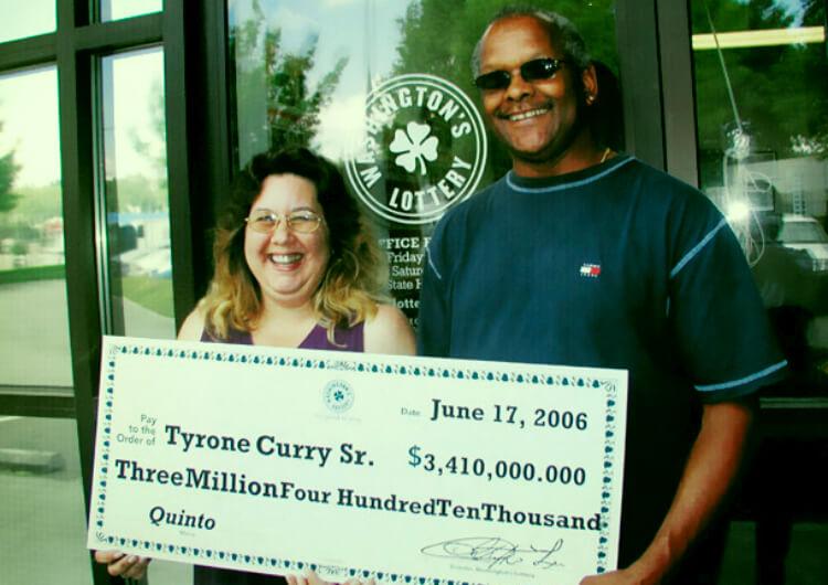 Победитель в лотерею - Тирон Кари