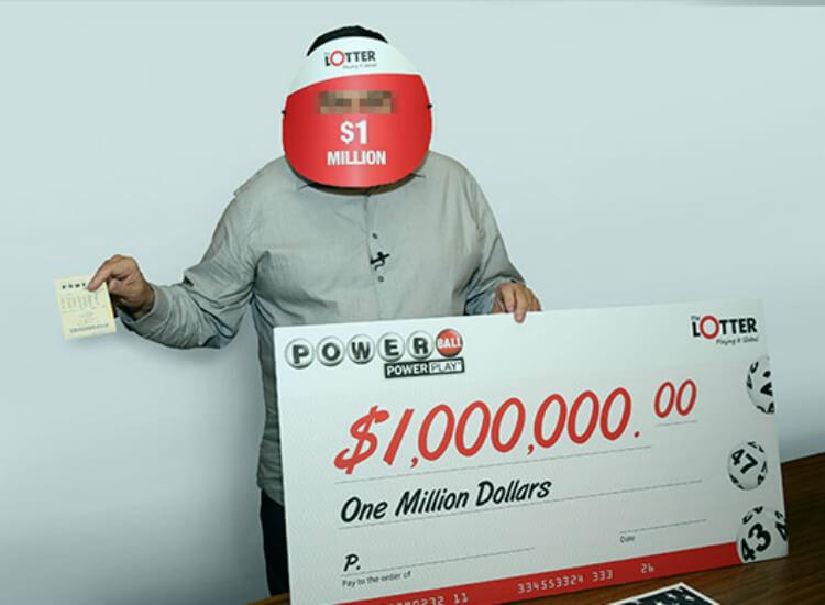 Пенсионер из Канады выиграл в Powerball миллион
