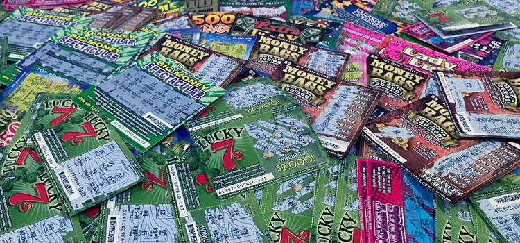 Как побеждать в моментальные лотереи?