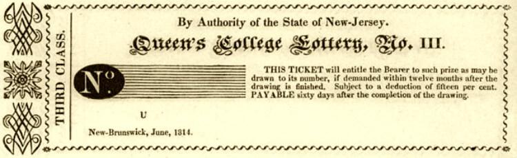 История американских лотерей