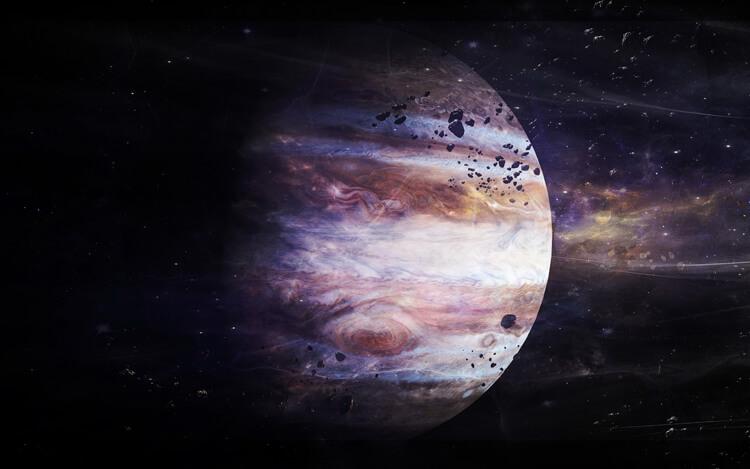 Обряд для лотереи под влиянием Юпитера