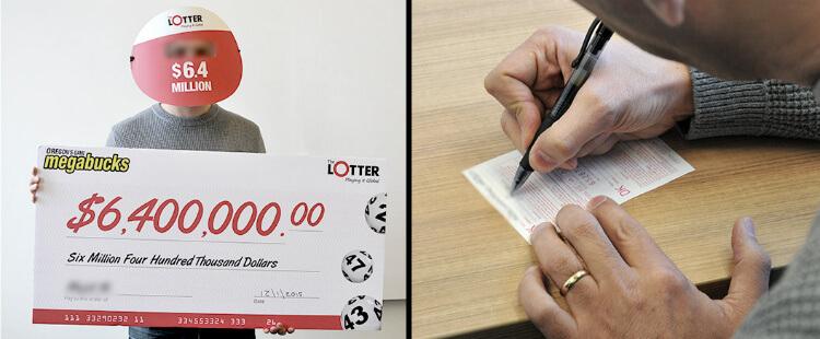 Как выиграть в лотерею - игрока из Ирака выиграл $6,4 млн.