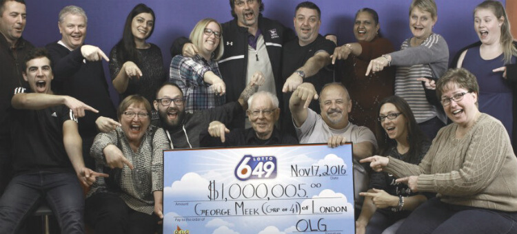 Как выиграть в лотерею - объединение игроков в группу