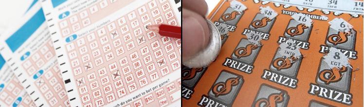 Как выиграть в лотерею - виды лотерей