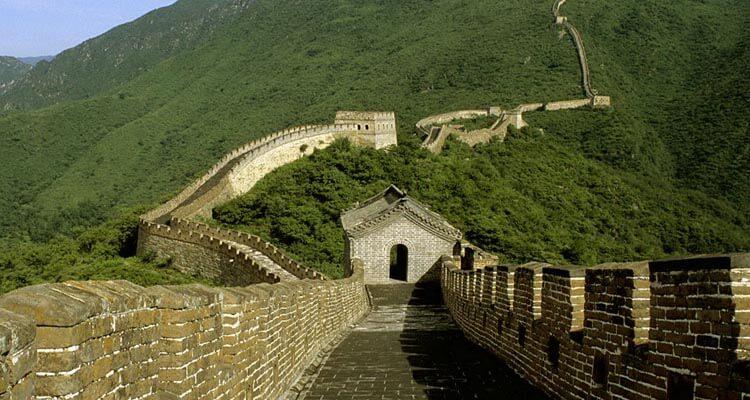 Великая Китайская стена и лотерея