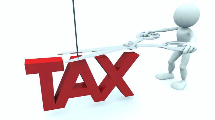 Без уплаты налога