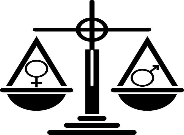Гендерная принадлежность лотерейных победителей