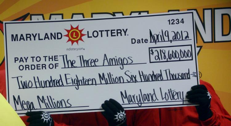 Лотерейный синдикат - Three Amigos