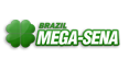 Логотип лотереи Mega Sena