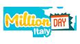 Логотип лотереи MillionDAY