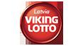 Логотип лотереи Латвийская Vikinglotto