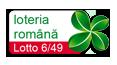 Румынская лотерея Loto 6/49