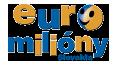 Логотип лотереи Словацкая Euromilióny
