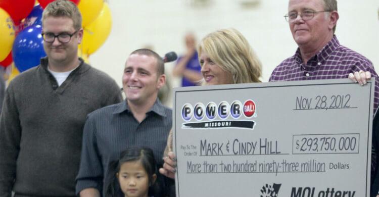 Победители в Powerball - Синди Хилл