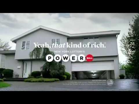 Смешная реклама американской лотереи Powerball