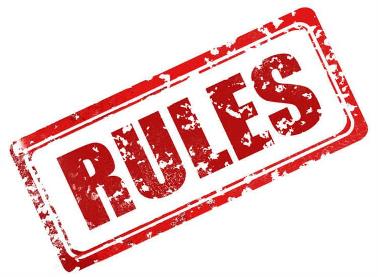 Основные правила и ограничения лотереи Powerball