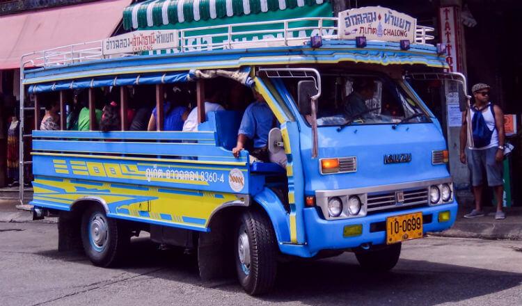 10 фактов о лотерее - транспорт в Таиланде
