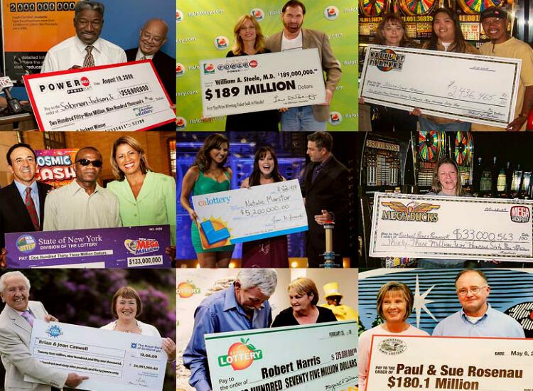 10 увлекательных выигрышей в лотерею