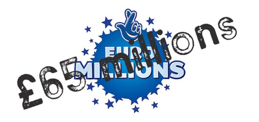 Лотерея EuroMillions, тираж 2012 года – выигрыш ?65 миллионов