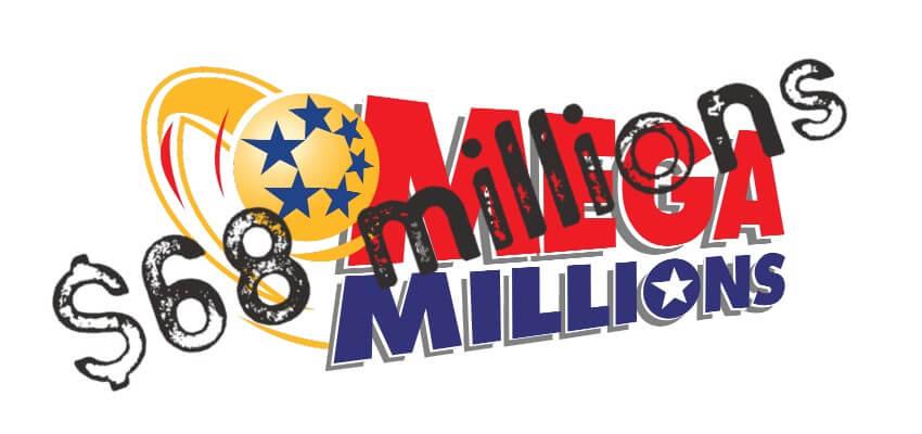 Лотерея Mega Millions, тираж 2002 года – выигрыш $68 миллионов