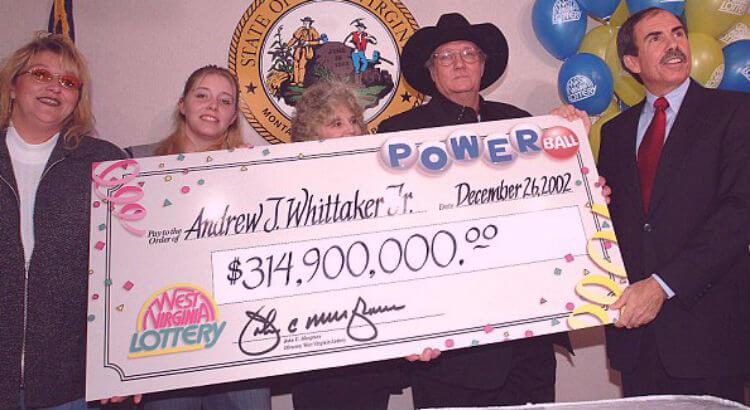 9 лотерейных неудач. Джек Уиттэйкер