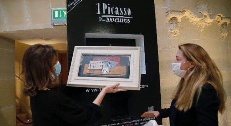 Выигранную картину Пикассо предлагают музеям