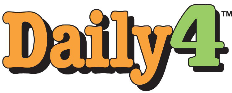 Логотип лотереи Daily 4