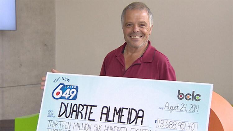 Играть в лотерею 30 лет и наконец выиграть!