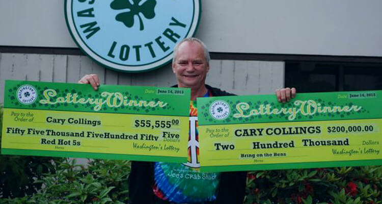 Выигравшие в лотерею дважды - Кэри Коллинз
