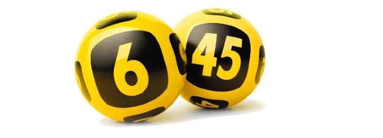 «Гослото 6 из 45»: правила + покупка билетов через интернет