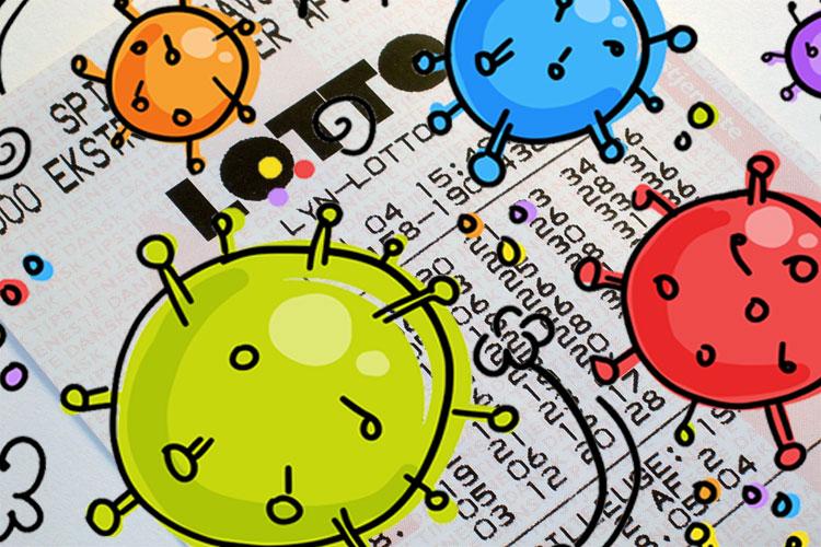 Мировые лотереи терпят крах из-за коронавируса