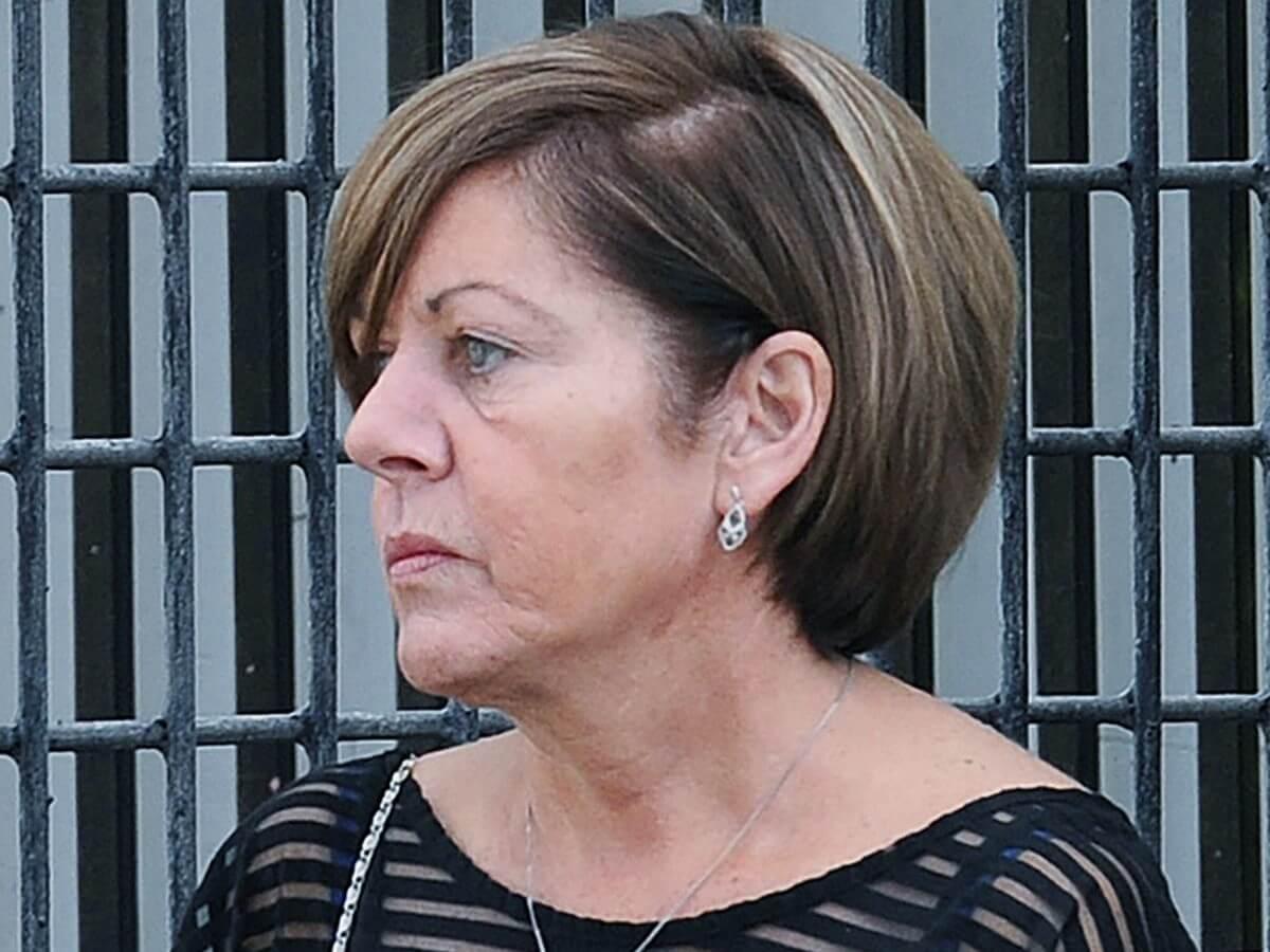 Маргарет Лафри (Margaret Loughrey)