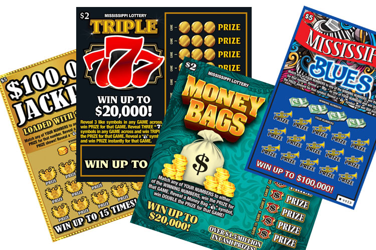 В Миссисипи разрешили продажу лотерей!