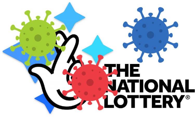 Лотерея Великобритании поможет в борьбе с коронавирусом