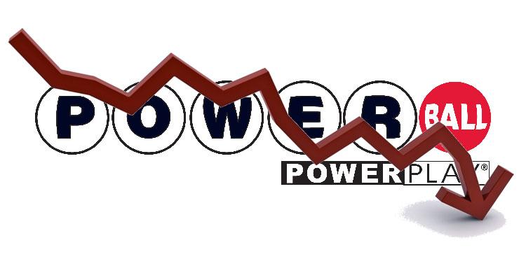 PowerBall уменьшат джекпот вдвое